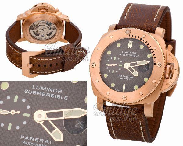 Мужские часы Panerai  №MX1727