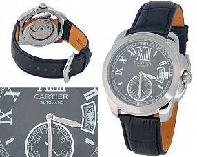 Копия часов Cartier  №N0470