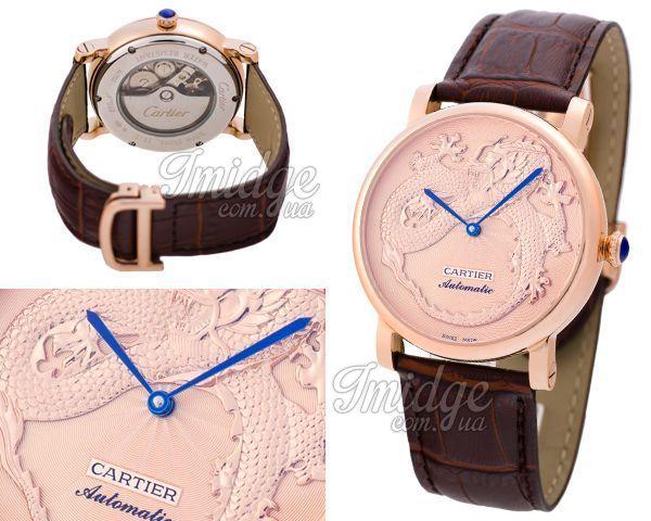 Унисекс часы Cartier  №MX1822