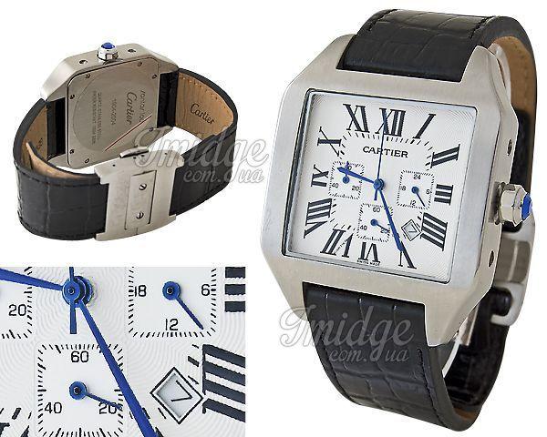 Копия часов Cartier  №C0016