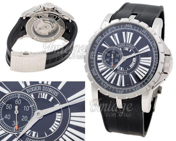 Мужские часы Roger Dubuis  №MX1010