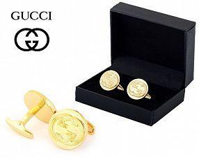 Запонки Gucci  №410