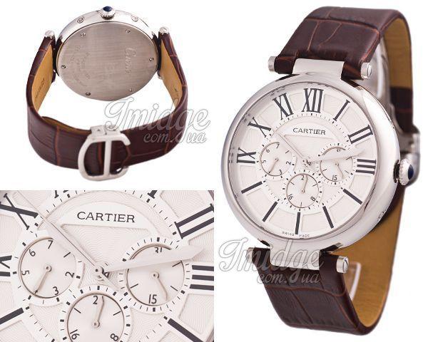 Мужские часы Cartier  №MX1476