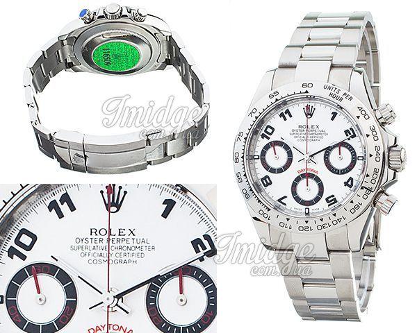 Мужские часы Rolex  №M3700