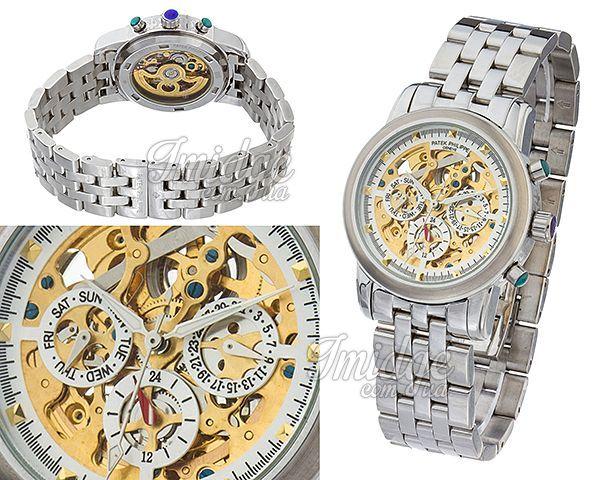 Мужские часы Patek Philippe  №MX2968