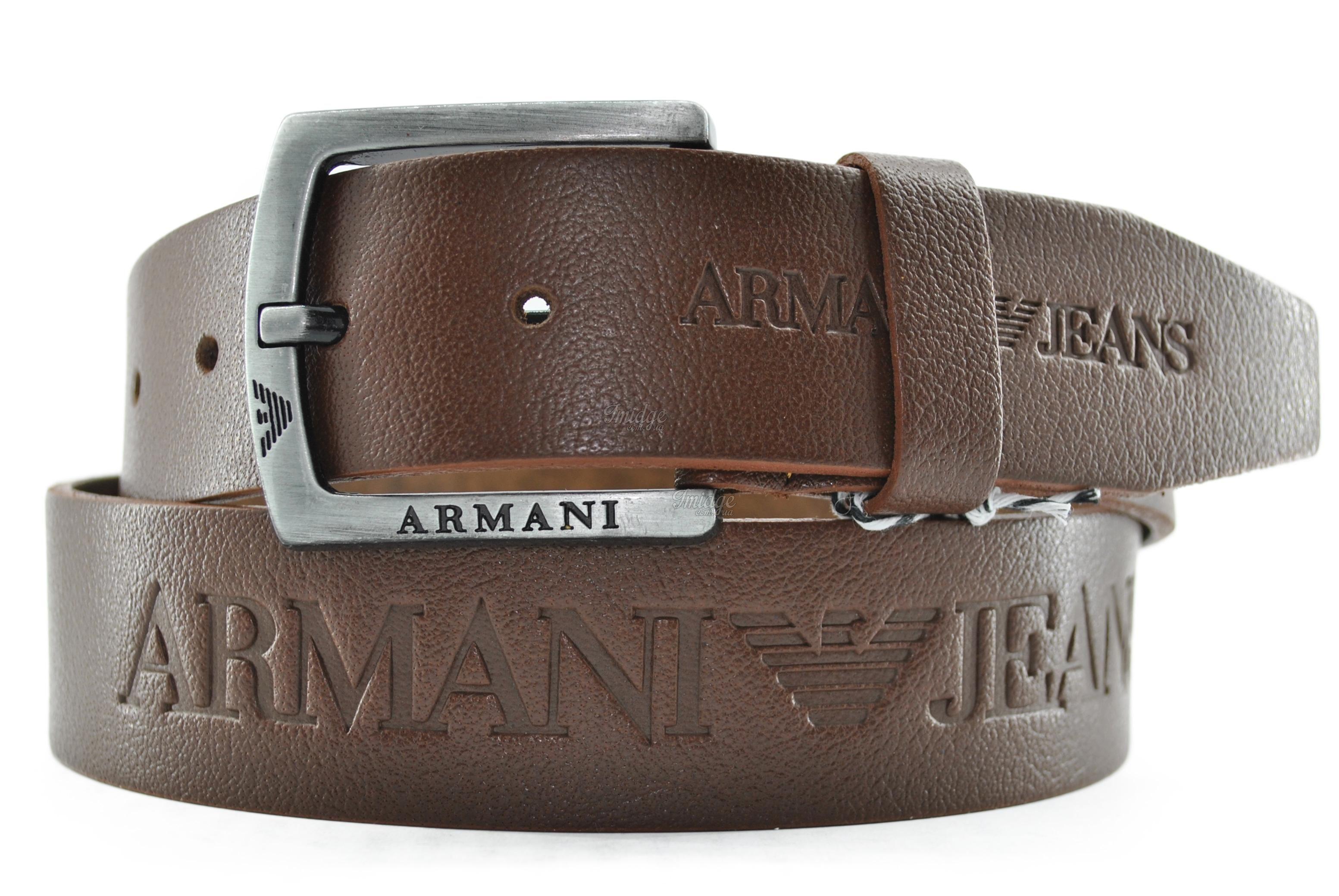 Ремень Armani №B0697