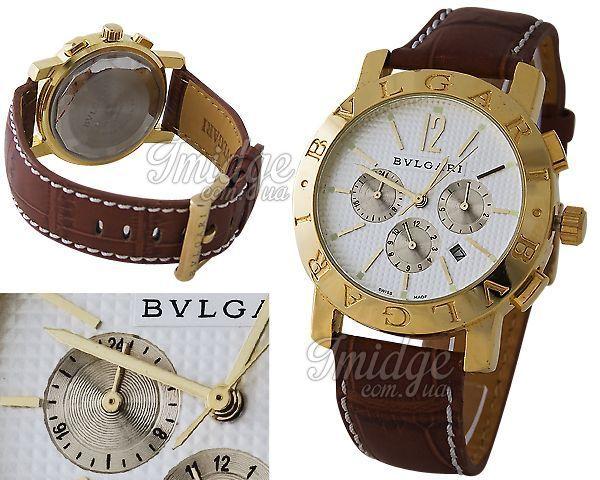 Мужские часы Bvlgari  №S947