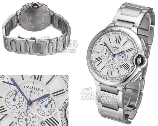 Копия часов Cartier  №MX3489