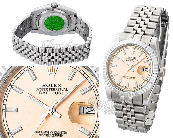 Мужские часы Rolex  №MX2963