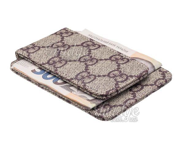Зажим для денег Gucci  Z0041