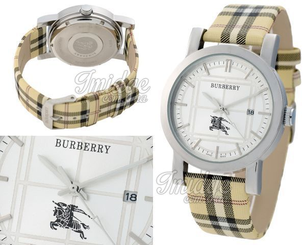 Унисекс часы Burberry  №MX1885