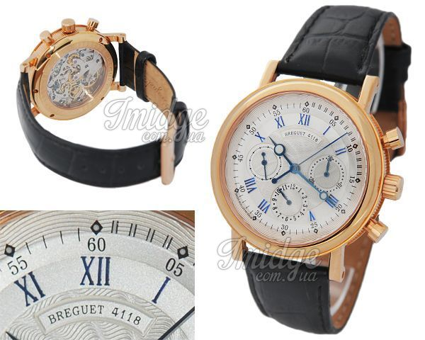 Мужские часы Breguet  №MX3676