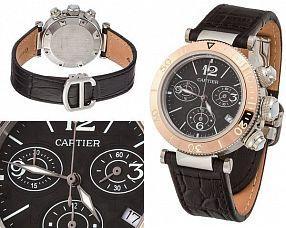 Унисекс часы Cartier  №MX2894
