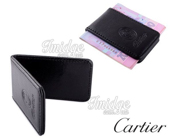 Зажим для денег Cartier  Z0026