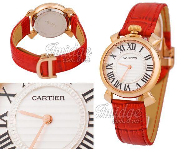 Женские часы Cartier  №N0970