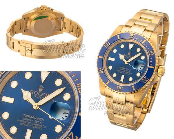 Мужские часы Rolex  №MX3427