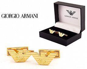 Запонки Giorgio Armani  №330