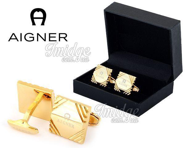 Запонки Aigner  №425