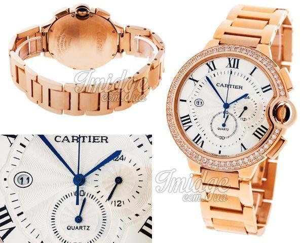 Копия часов Cartier  №N1779