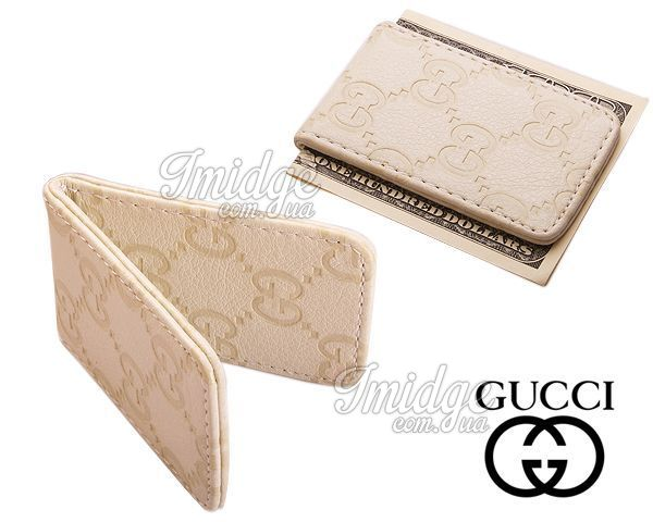 Зажим для денег Gucci  Z0021