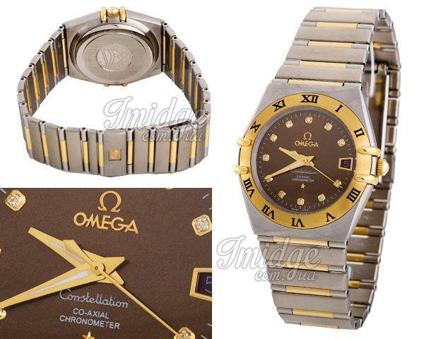 Мужские часы Omega  №N1268