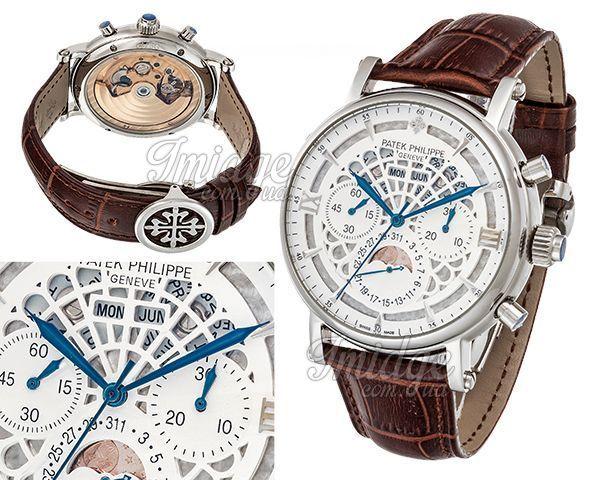Мужские часы Patek Philippe  №MX2882