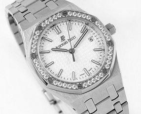Женские часы Audemars Piguet  №MX3717 (Референс оригинала 15453IP.ZZ.1256IP.01)