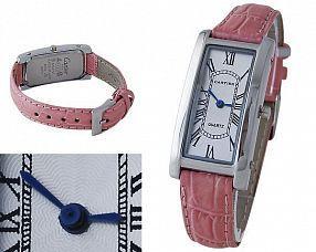 Женские часы Cartier  №Scar2