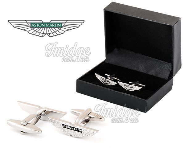Запонки Aston Martin  №415