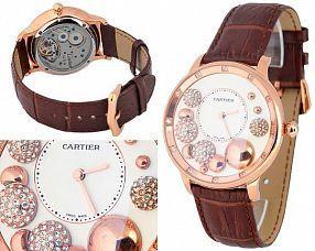 Копия часов Cartier  №N0314