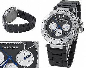 Копия часов Cartier  №H0634