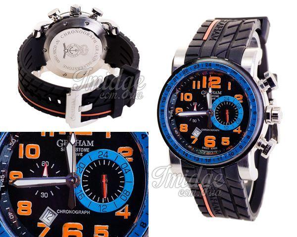 Мужские часы Graham  №N0852