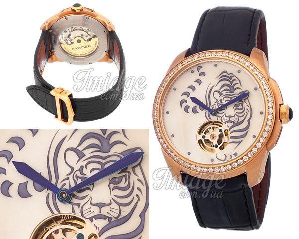 Копия часов Cartier  №N0964