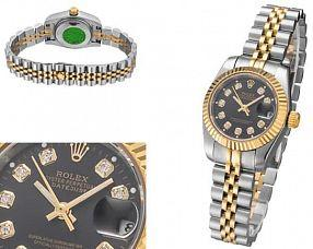 Женские часы Rolex  №MX3708 (Референс оригинала 179173 bkdj)