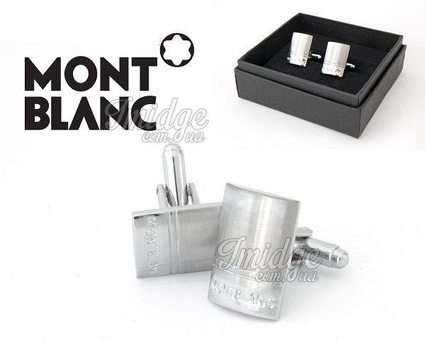 Запонки Montblanc  №221