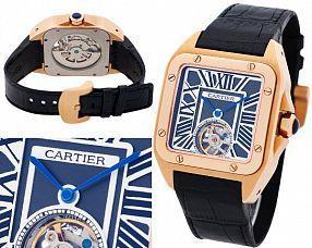 Мужские часы Cartier  №MX2771