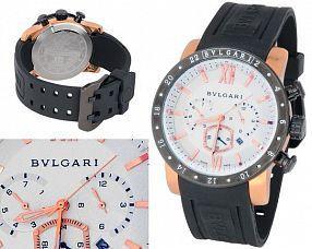 Мужские часы Bvlgari  №N0633