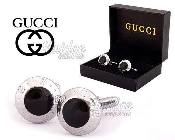 Запонки Gucci  №315