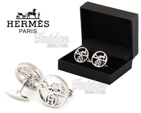 Запонки Hermes  №440