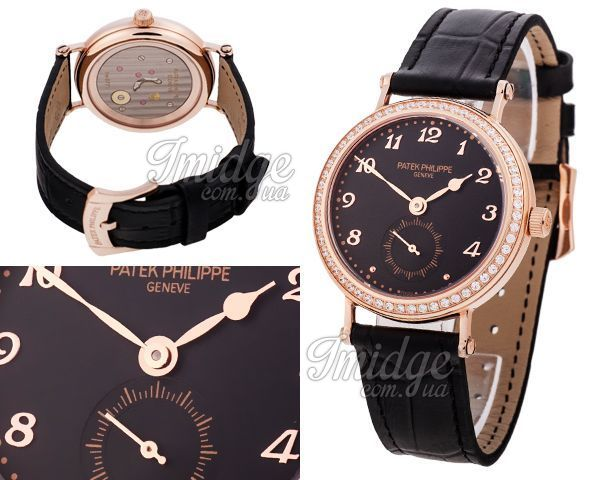 Женские часы Patek Philippe  №MX2249