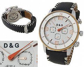 Унисекс часы Dolce & Gabbana  №S0028