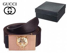 Ремень Gucci  №B075