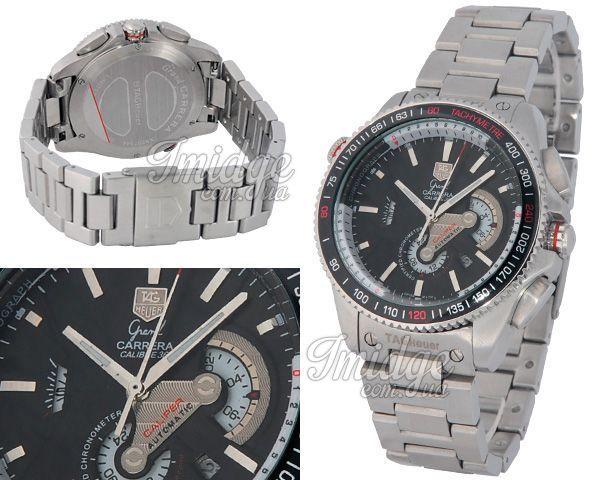 Мужские часы Tag Heuer  №N0577