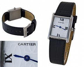 Женские часы Cartier  №S1608