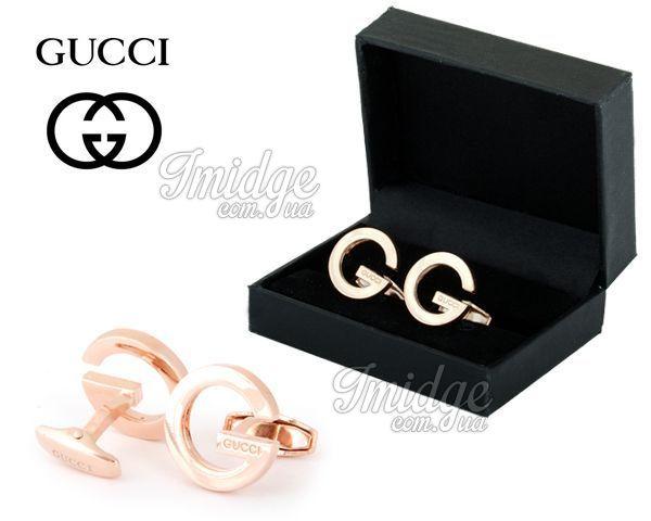 Запонки Gucci  №401