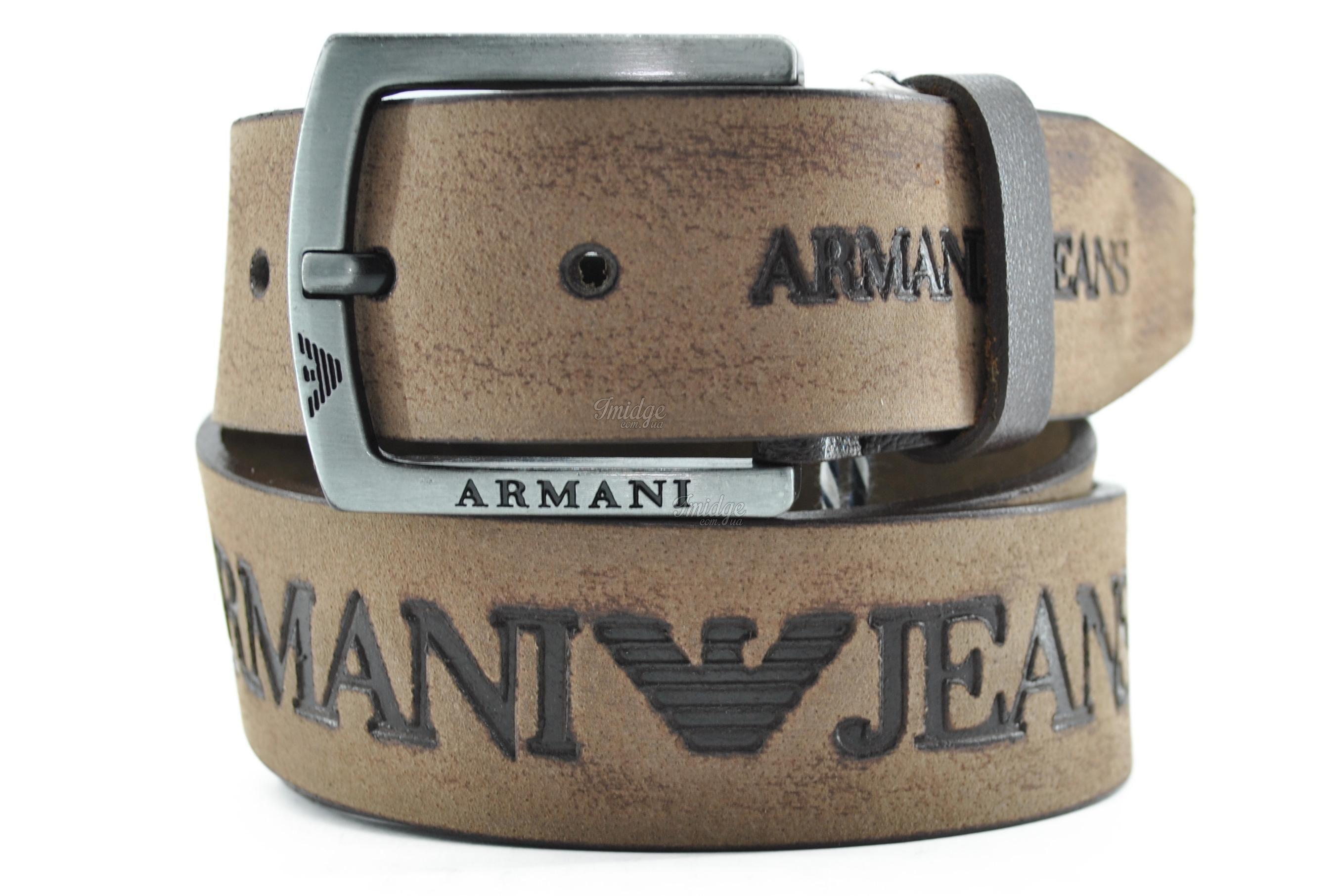 Ремень Armani №B0698