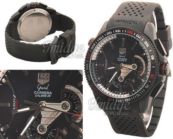 Мужские часы Tag Heuer  №M3687-1