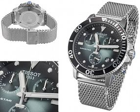 Мужские часы Tissot  №MX3747 (Референс оригинала T120.417.11.091.00)