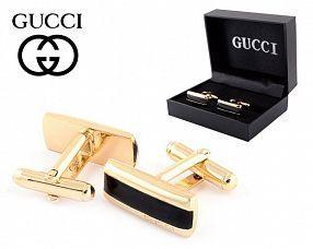 Запонки Gucci  №381