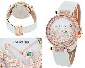 Женские часы Cartier  №N2062
